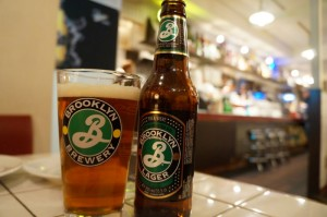 NYブルックリンの地ビール