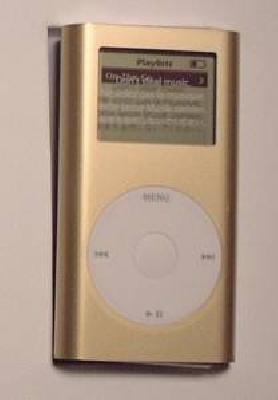 iPod mini Box
